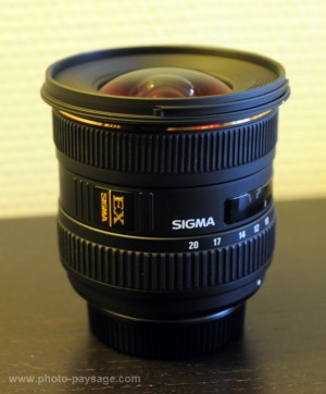 Objectif ultra grand angle Sigma 10 20 mm f4 5.6 EX DC e1355918160781 FAQ : Quel matriel a t utilis pour ces photos ?