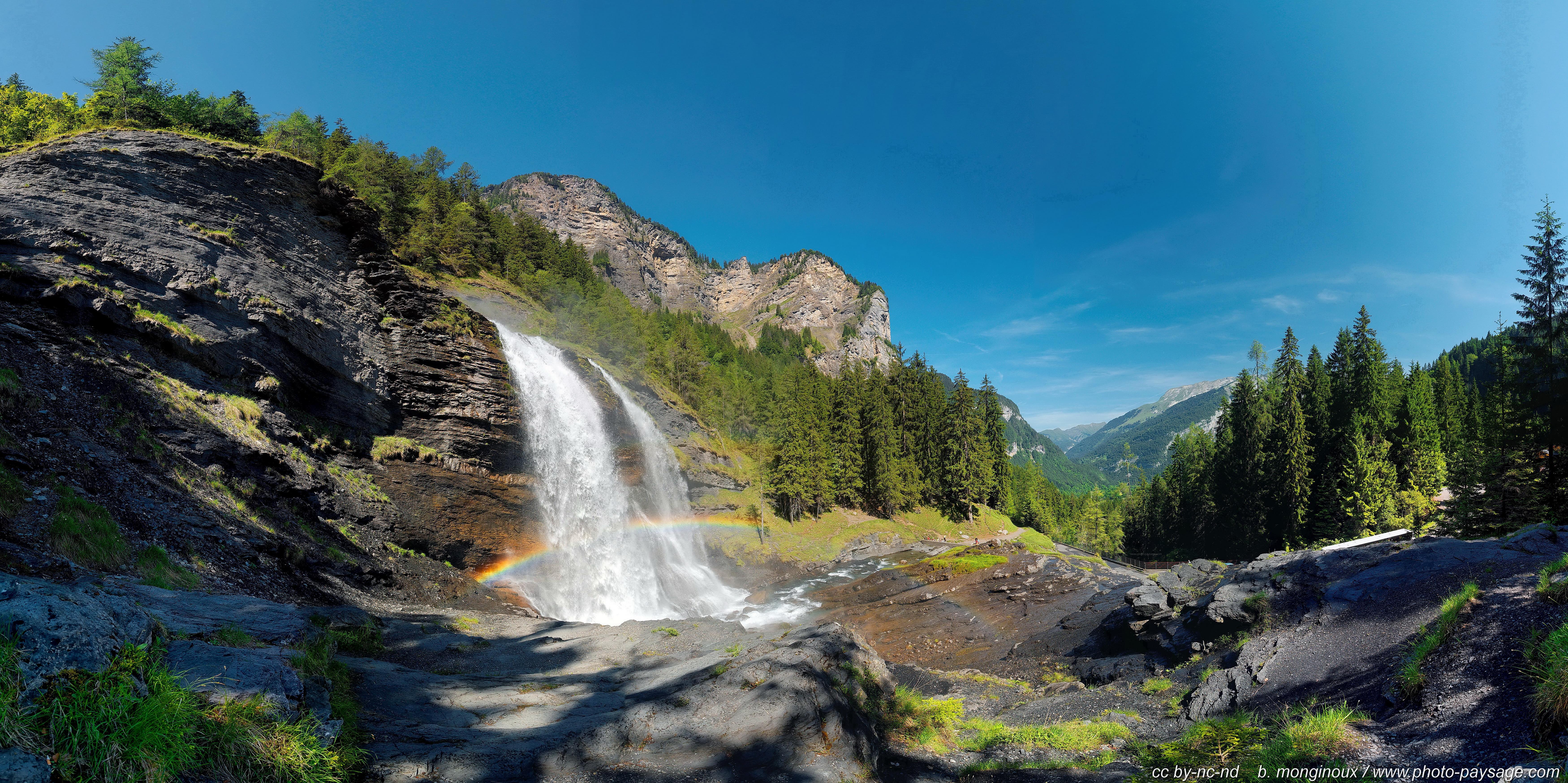 Cascade le blog de photo for Le paysage