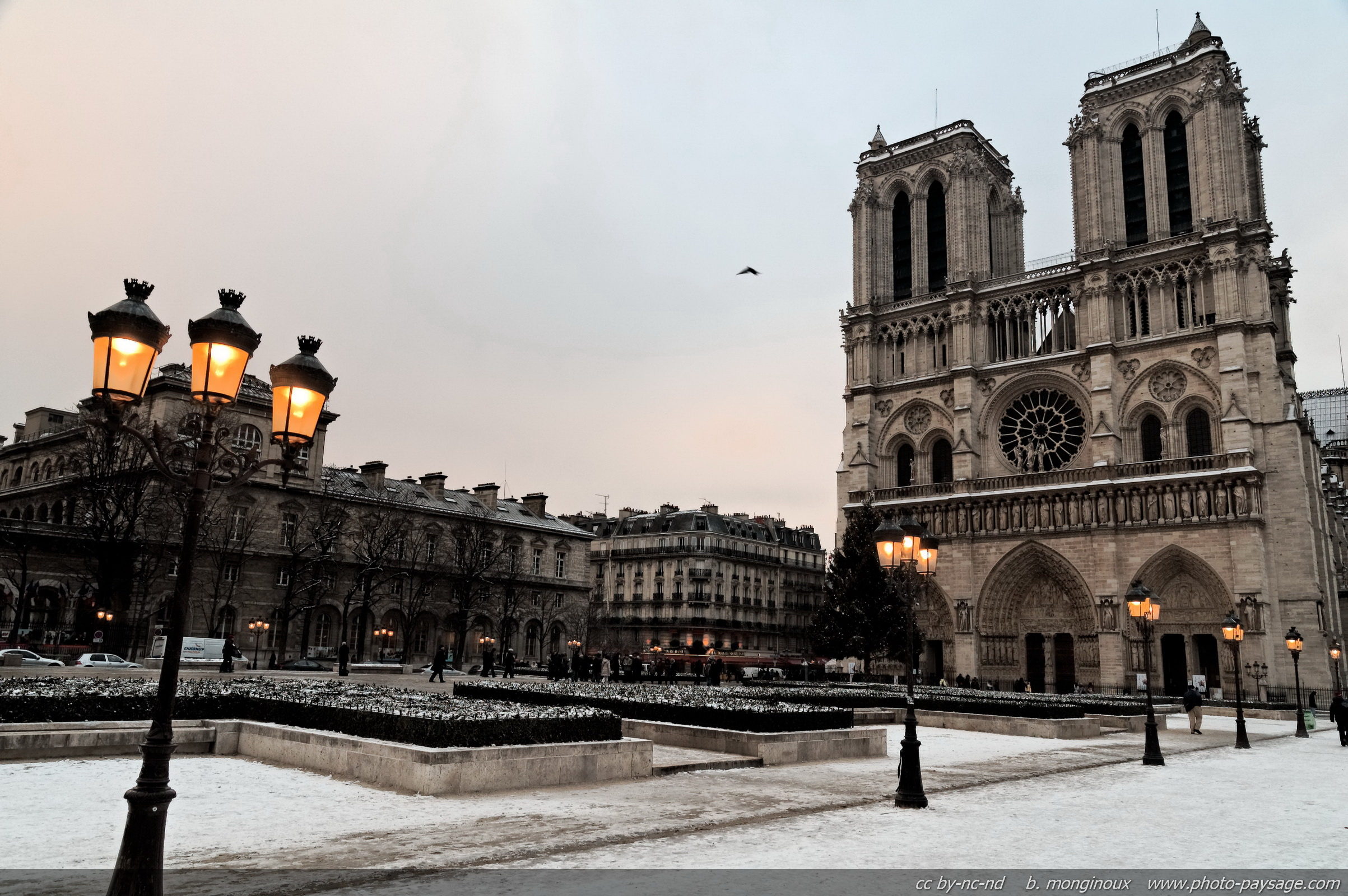 paris paysage - Photo