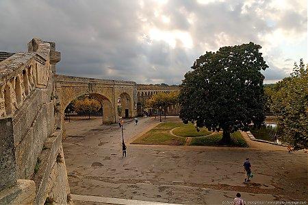 Montpellier photo paysage com - Residence les jardins de l aqueduc montpellier ...