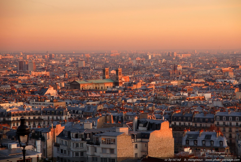 Paris paysage arts et voyages for Paris paysage
