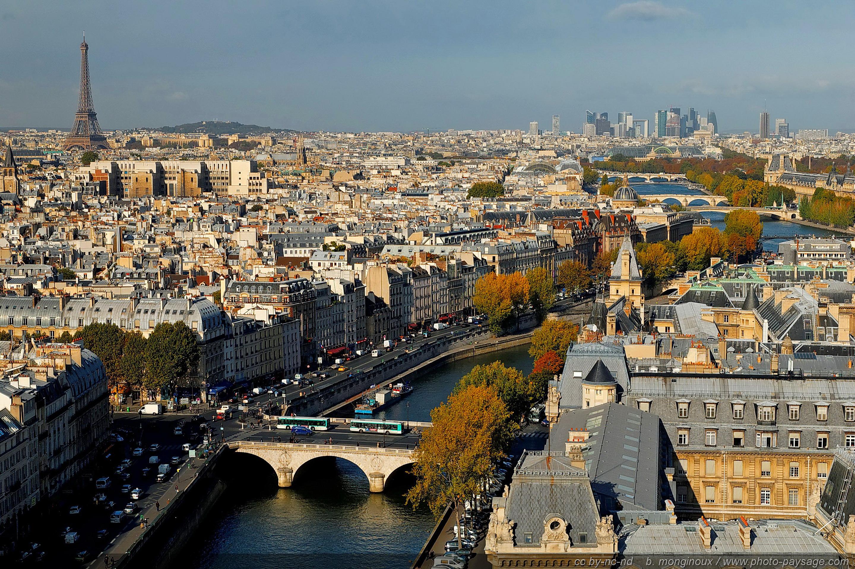 Cliquez ici pour afficher et t l charger le fond d 39 ecran for Paris paysage