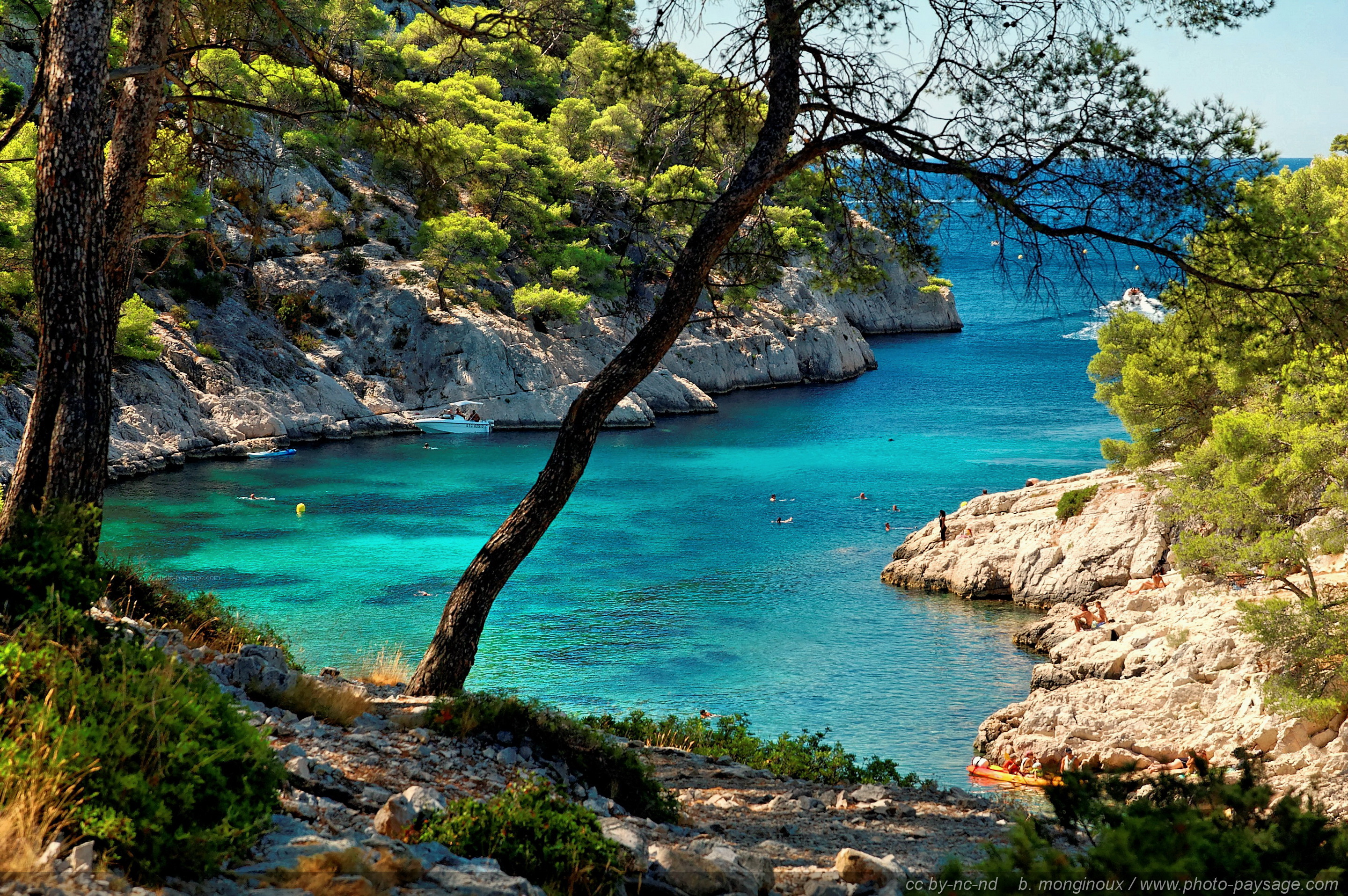 Parc national des calanques le blog de photo - Place de port disponible mediterranee ...