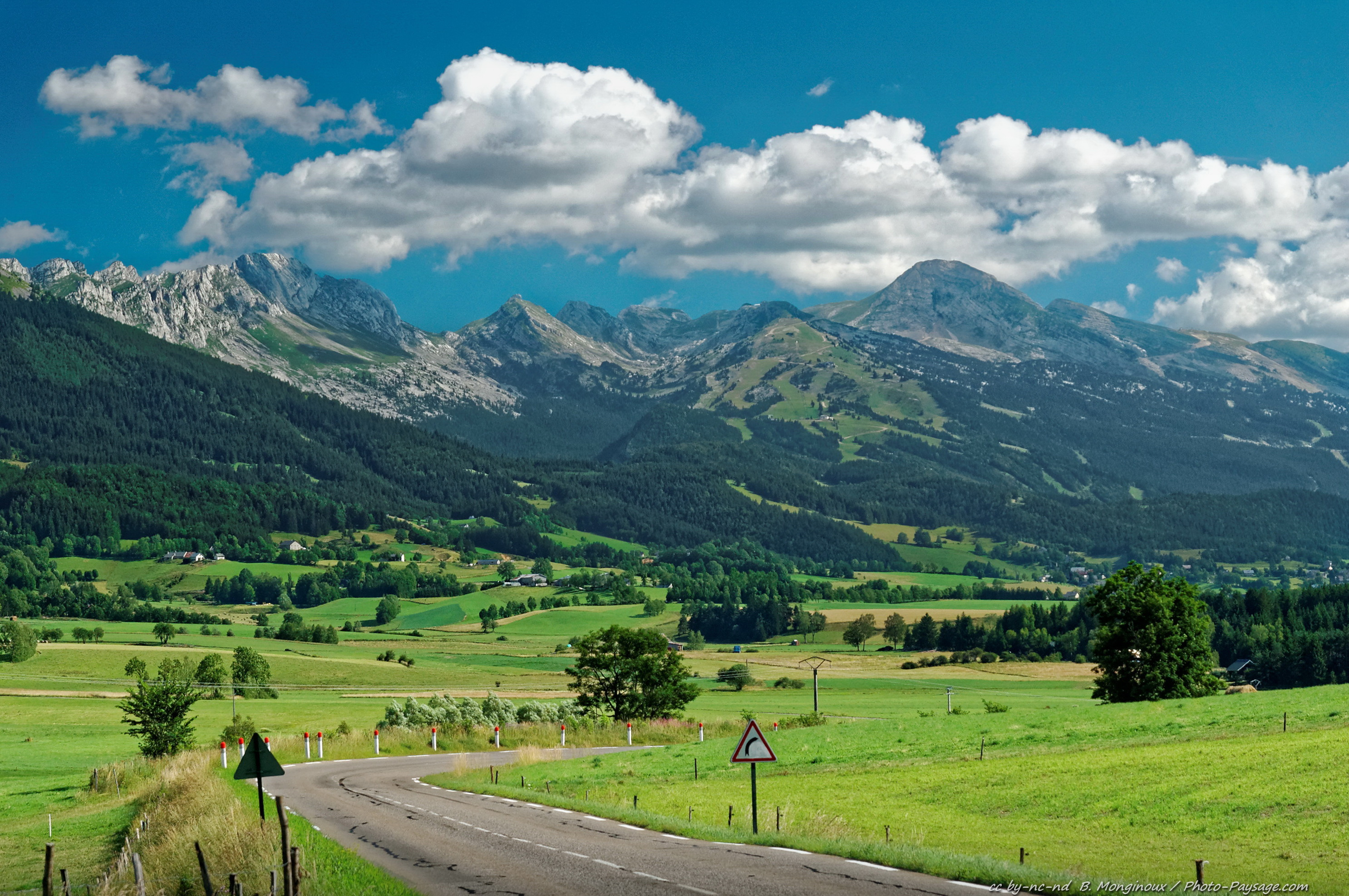 Parc naturel du vercors french alps my beautiful for Paysage