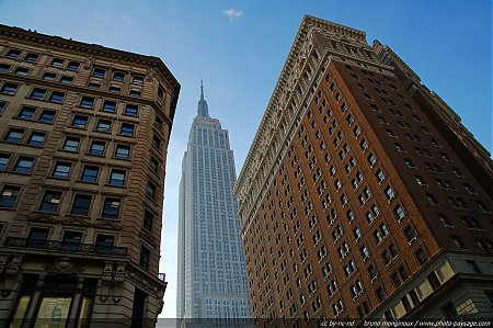 thumb empire state building Travel diary : a week end trip in New York