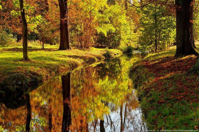 foto de Automne au bord de l'eau 4 Photo Paysage com le blog