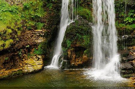 La cascade du Bonheur :)