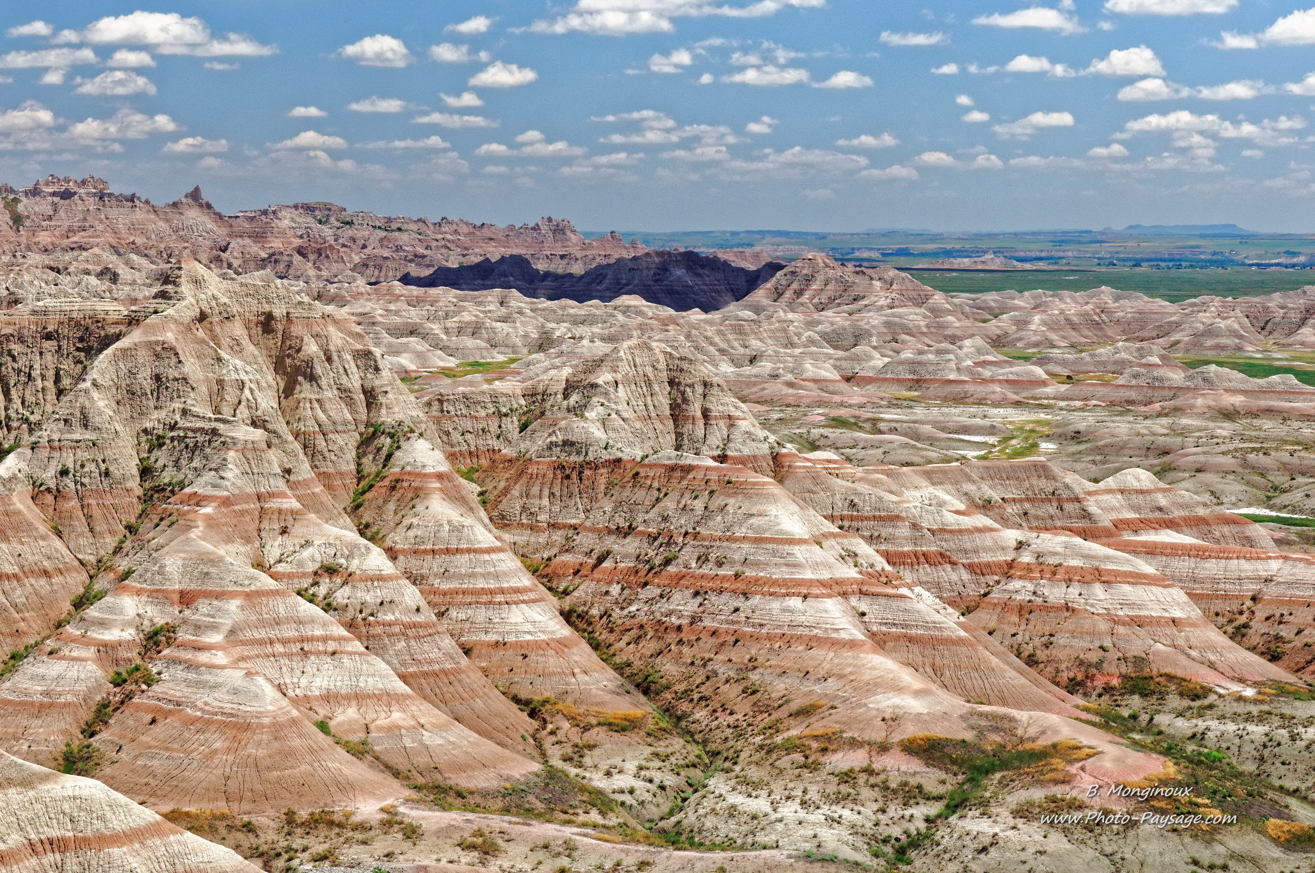 Badlands national park pictures posters news and for Paysage