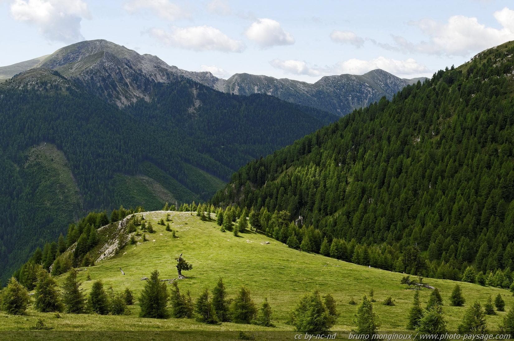 Les alpages autrichiens le blog de photo for Le paysage