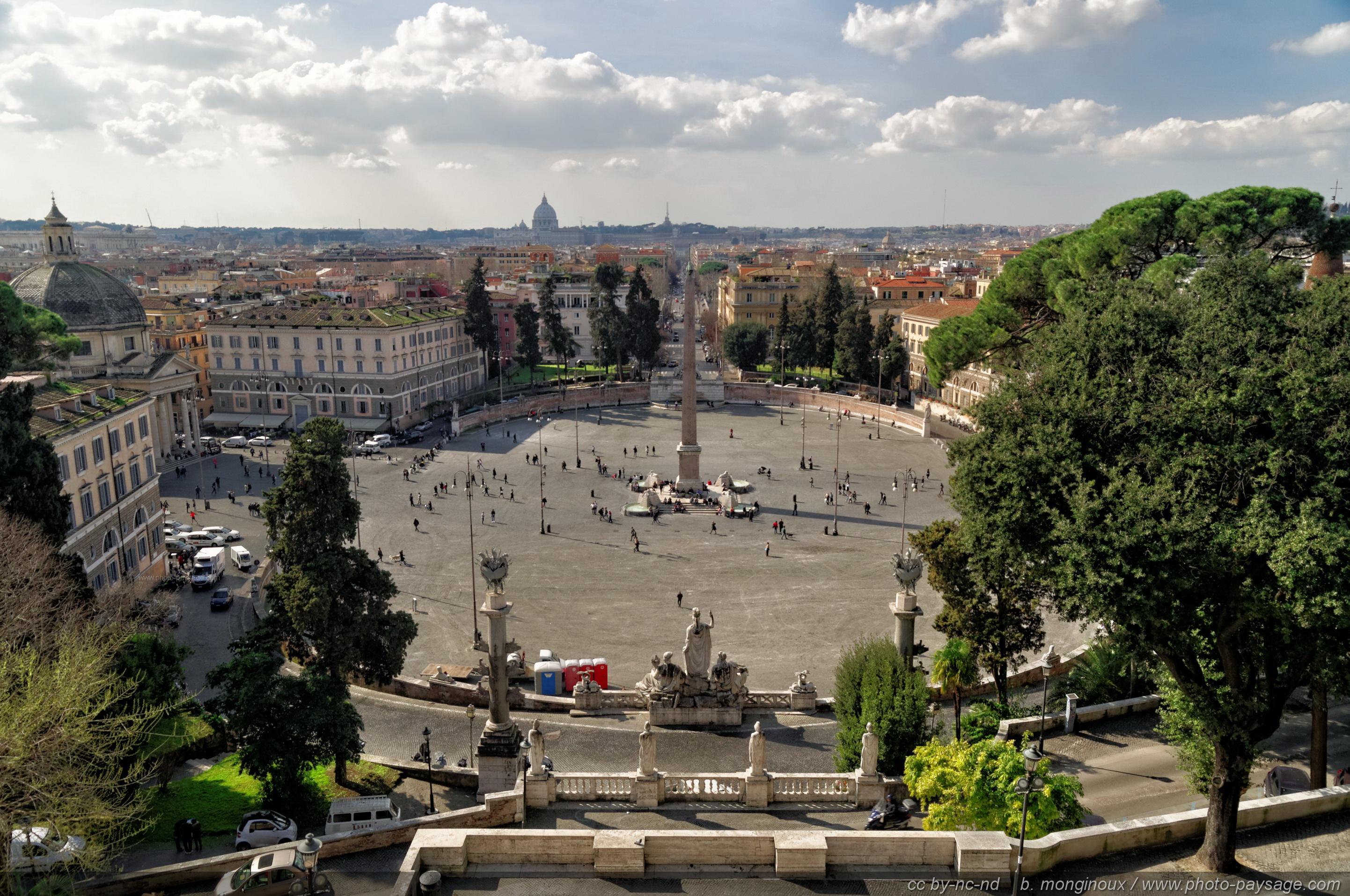 Historique Villa Borghese Rome