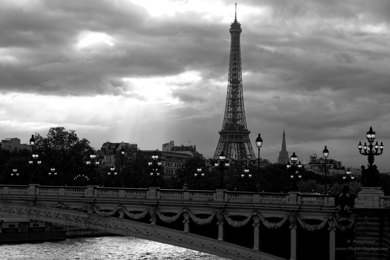 Tour eiffel le blog de photo for Paris paysage