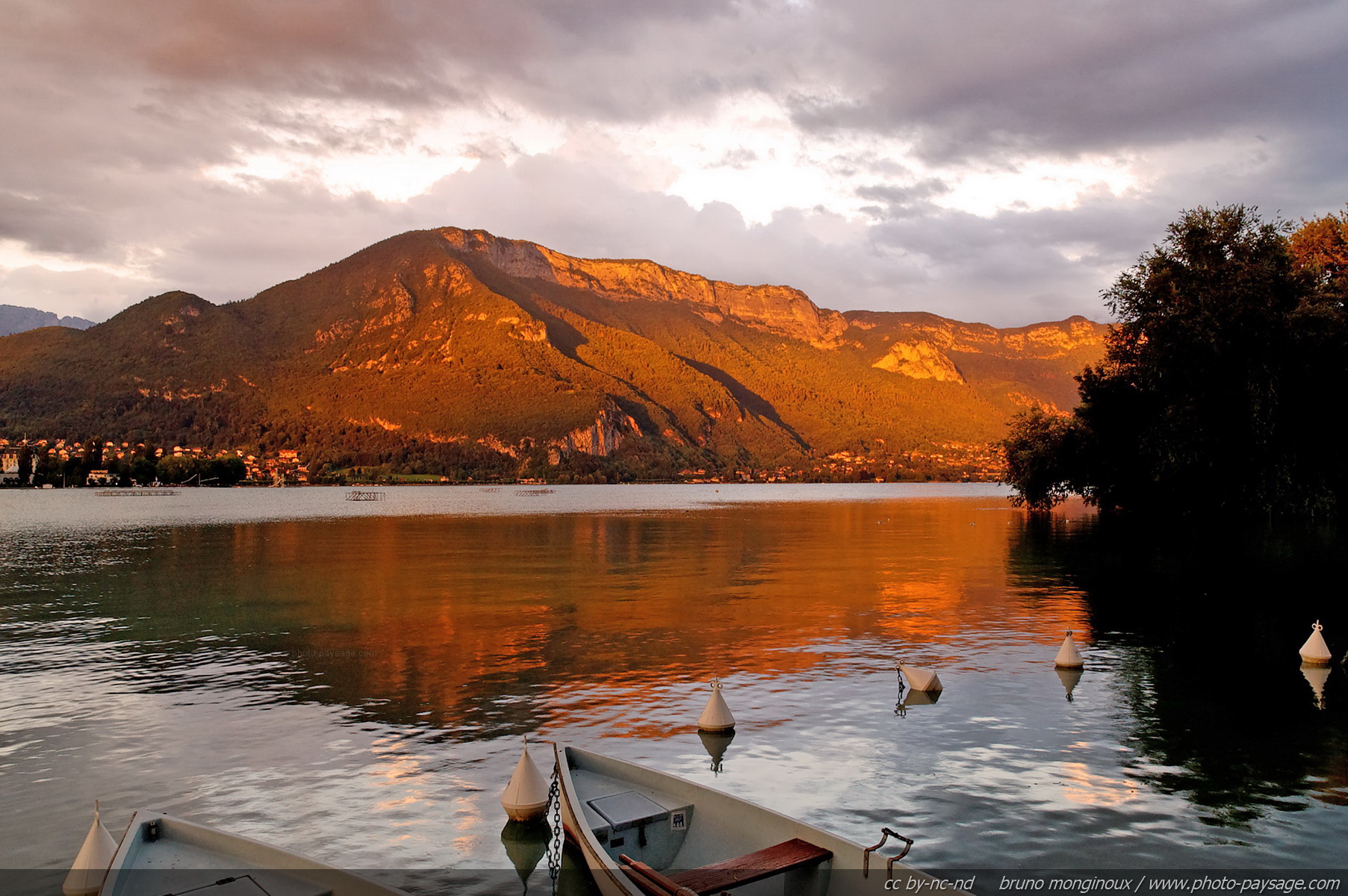 annecy paysage - Photo