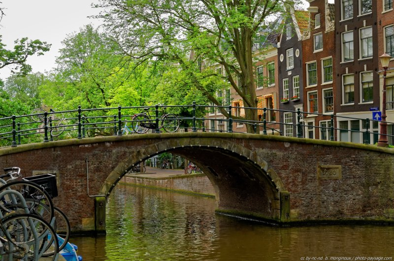 Balade le long des canaux d Amsterdam -07 - Amsterdam, Pays-Bas