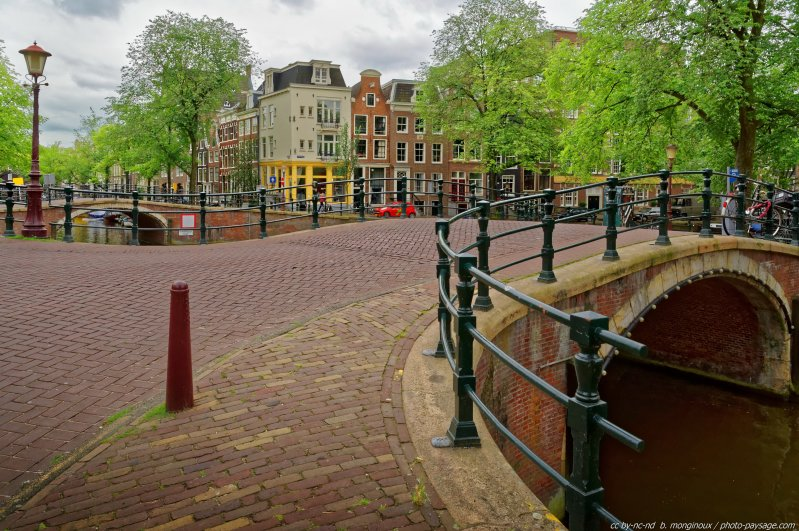Balade le long des canaux d Amsterdam -08 - Amsterdam, Pays-Bas