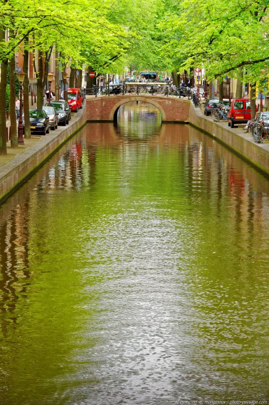 Balade le long des canaux d Amsterdam -10 - Amsterdam, Pays-Bas