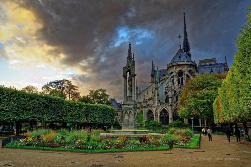 cathédrale notre de dame de paris