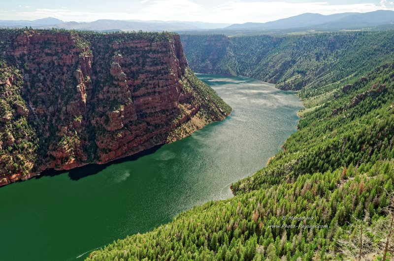 Flaming Gorge & Ashley national forest - Flaming Gorge national recreation area, Utah, USA
