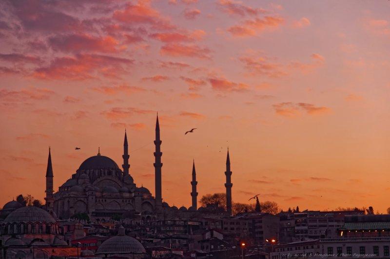 La corne d\'or - Istanbul - PHOTO-PAYSAGE.COM