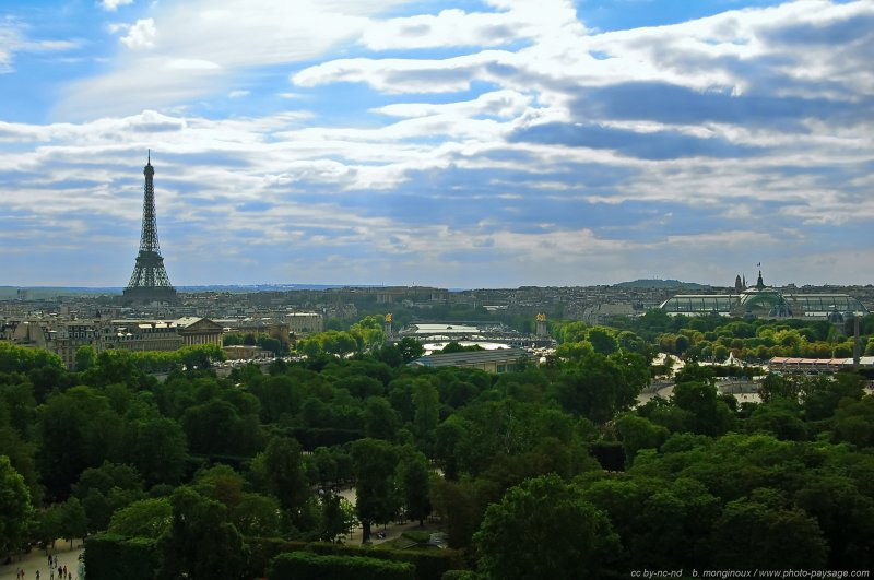 Paris paris le blog de photo for Paris paysage