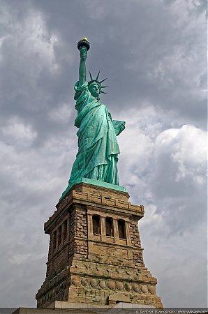 Super Statue de la Liberté - PHOTO-PAYSAGE.COM IO99