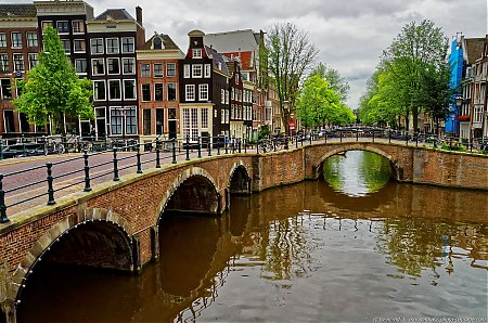 Balade le long des canaux d Amsterdam -06