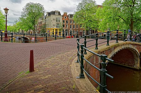 Balade le long des canaux d Amsterdam -08