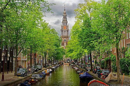 Balade le long des canaux d Amsterdam -11