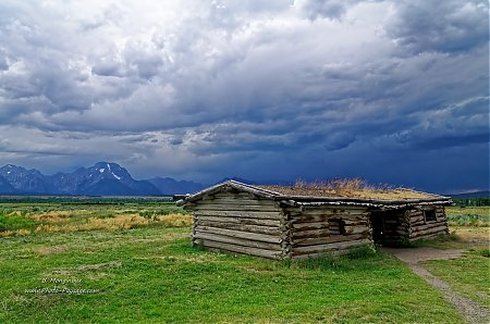Cunningham cabin historic site