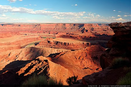 Un panorama vertigineux