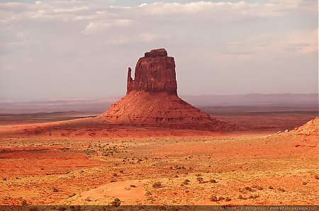 East Mitten butte