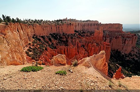 Grand angle sur Paria View