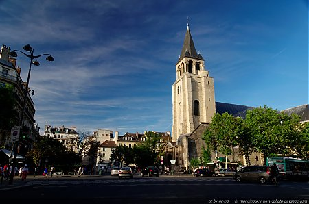 L'Eglise de Saint-Germain-des-Prés