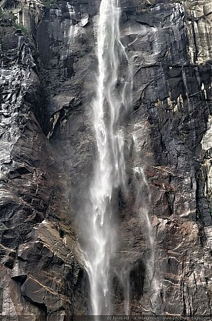La chute de Bridalveil