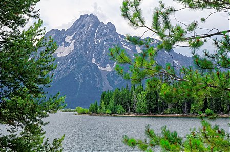 Le Jackson lake