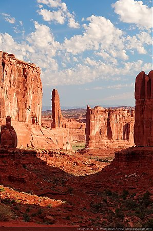Park Avenue  : un piton rocheux