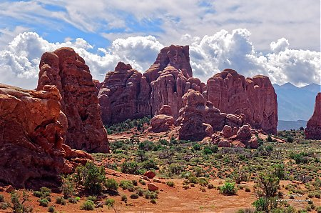 Paysage de l'Utah   1