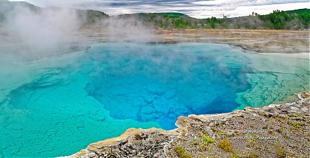 Sapphire pool 