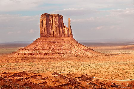West Mitten butte