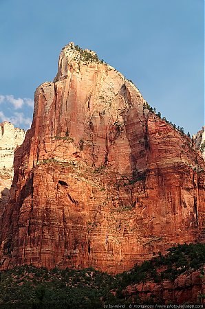 Zion - Isaac Peak (2081m)