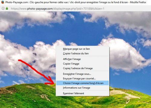 astuce   comment mettre les photos en fond d u0026 39  u00e9cran sur mon ordinateur